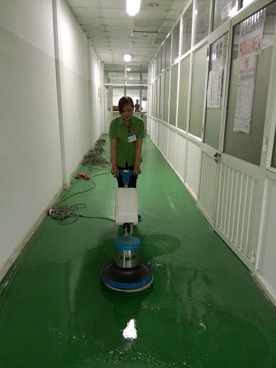 dịch vụ vệ sinh tòa nhà tại TPHCM