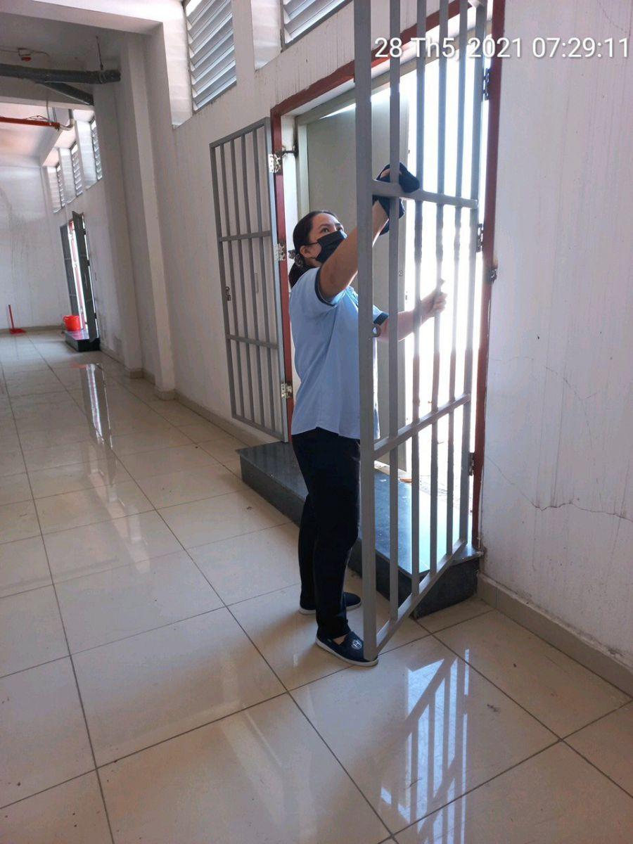 công ty chuyên vệ sinh trường học ở Bình Tân