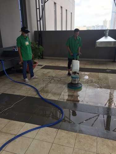 công ty dịch vụ vệ sinh nhà máy