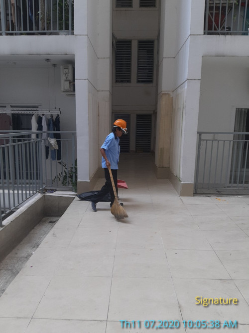 công ty dịch vụ vệ sinh nhà xưởng