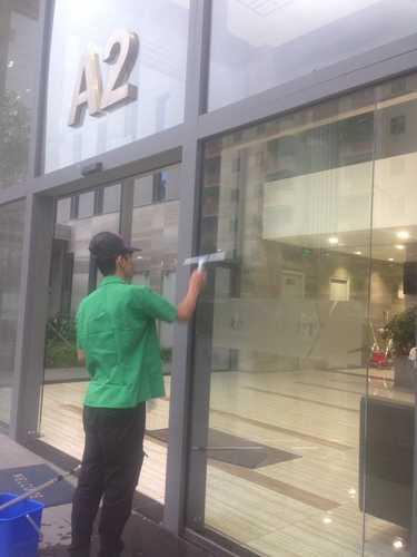 công ty dịch vụ vệ sinh tòa nhà