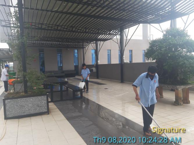 công ty vệ sinh công nghiệp Sài Gòn