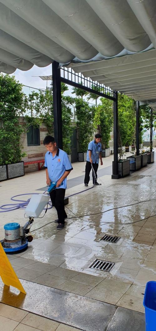 công ty vệ sinh nhà xưởng sạch quận 3