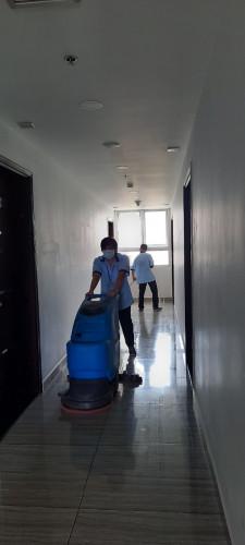công ty vệ sinh văn phòng Bình Dương