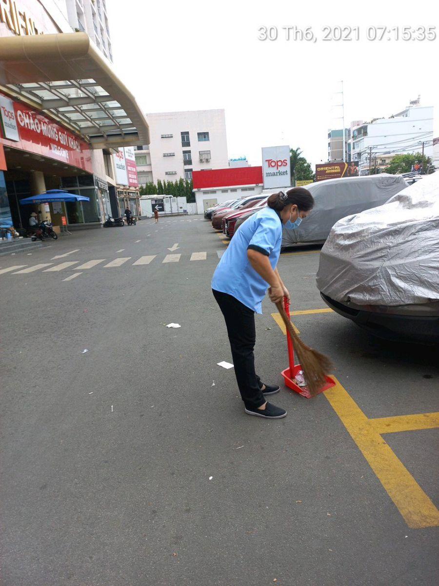 dịch vụ dọn vệ sinh trường học