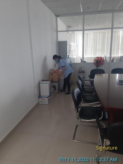 dịch vụ vệ sinh nhà xưởng công nghiệp
