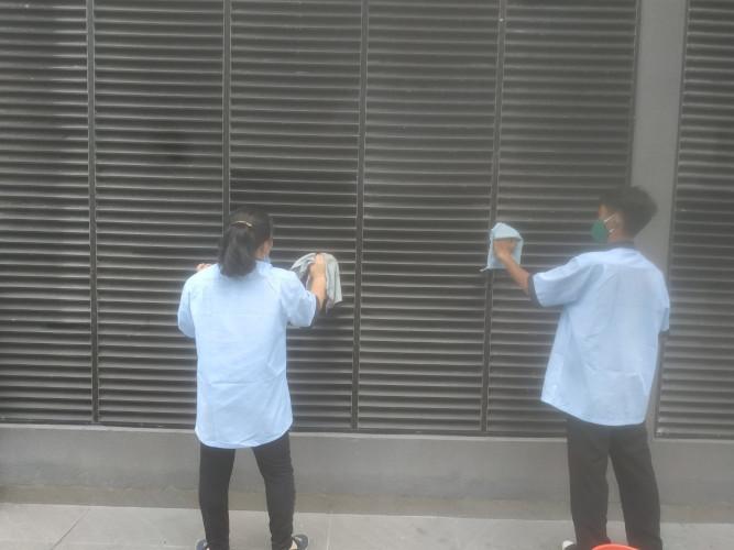 dọn vệ sinh nhà xưởng tại tphcm