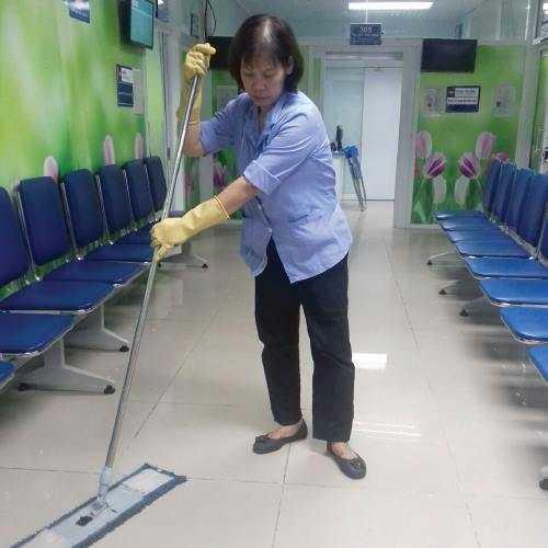 vệ sinh bệnh viện tphcm