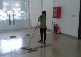 vệ sinh chung cư tại TPHCM