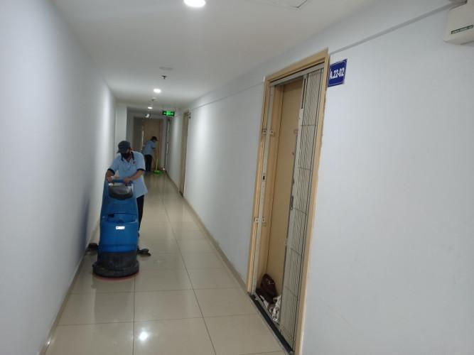 vệ sinh công nghiệp bệnh viện
