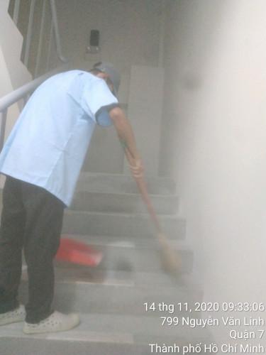 vệ sinh công nghiệp chung cư cao cấp