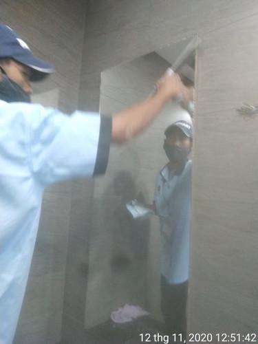 vệ sinh công nghiệp chuyên nghiệp