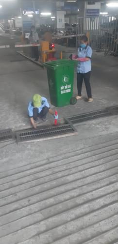 vệ sinh công nghiệp giá rẻ tại Hồ Chí Minh
