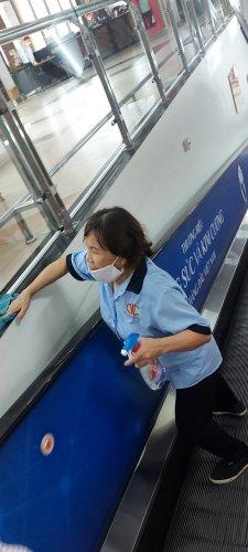 vệ sinh công nghiệp uy tín