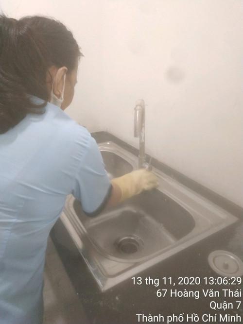 vệ sinh nhà xưởng sạch tại Bình Tân