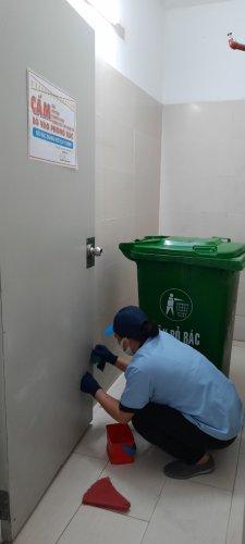 vệ sinh sàn nhà xưởng
