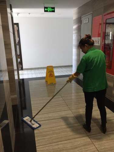 vệ sinh tòa nhà tại HCM